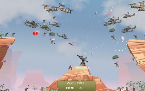 Играть в онлайн игры стрелялки